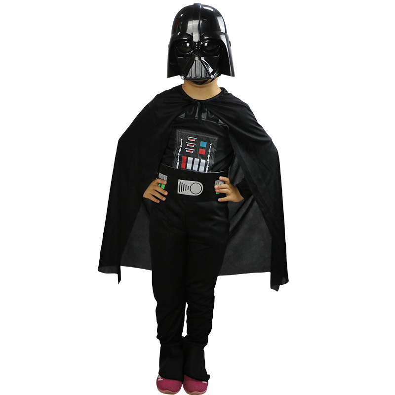 Charming Star Wars Cosplay Lego Darth Vader Costumes Halloween Costumes For Children  Fantasia Disfraces Game Uniforms S M L On Aliexpress.com | Alibaba Group