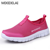 Men Shoes Outdoor Breathable Shoes Fashion 2017 Summer Comfortable Sapato Brand Sport Men Shoes 34 46