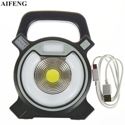 Aifeng 30w cob portable spotlight 2400lm led searchlight 18650 battery rechargeable portable spotlight 4mode for camping.jpg 250x250