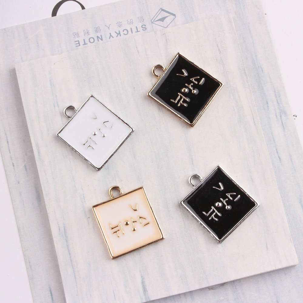 Aliexpresscom  Buy Mini Order 10pcs Fashion Letter Brand
