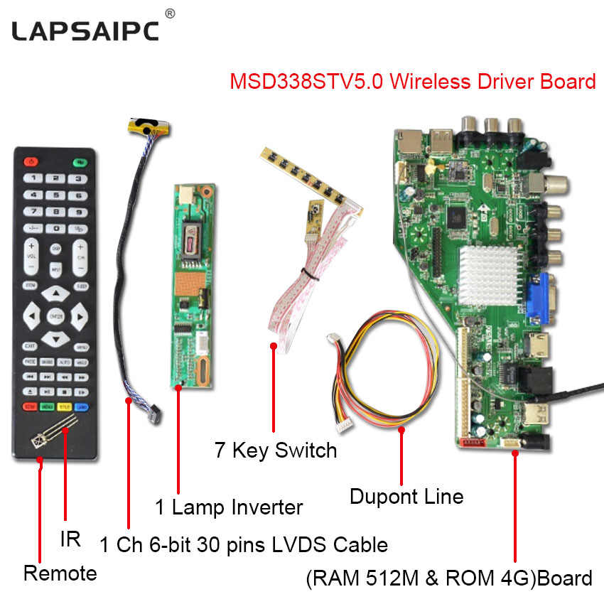 Detail Feedback Questions about MSD338STV5 0 Smart Wireless