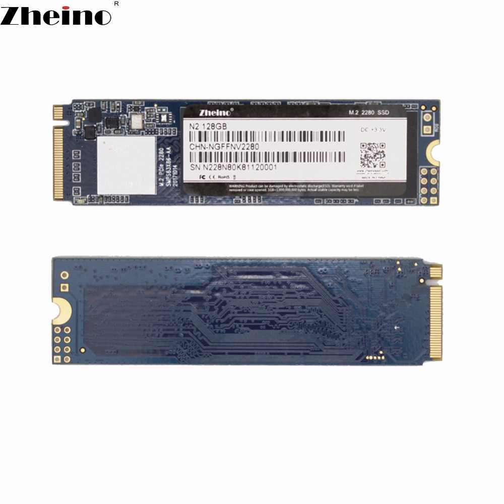 Detail Feedback Questions about Zheino M 2 PCIe SSD N2 128GB