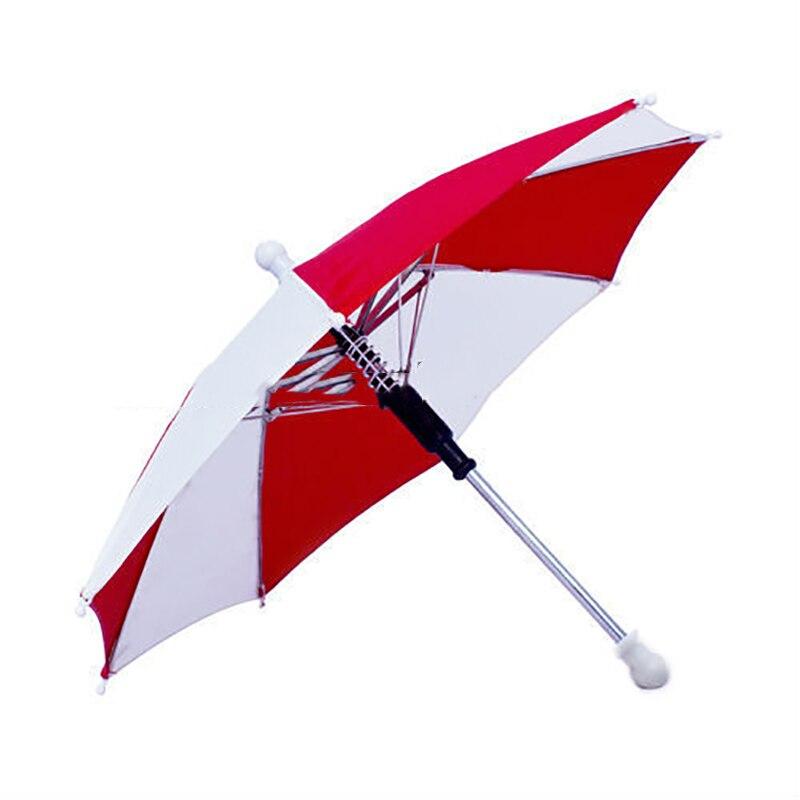 Magic Toy, Magic Umbrella - Stage Magic Trick Clown Umbrella(Magician Prop, Magic Toy)medium Umbrella Empty Out Red&white