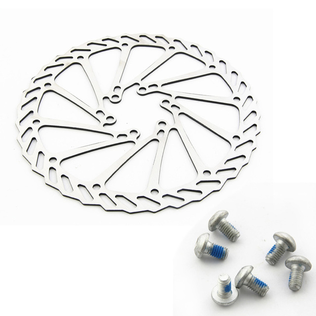 Bike Disc Brake Rotors Screws Steel Mtb Road Bike Brake Lever