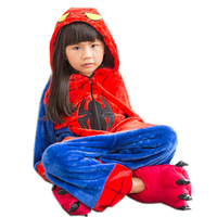Centuryestar Children S Pajamas Onesie Hooded Spiderman Dog Unicornio Pokemon Totoro Pijama Infantil Kids Pyjamas For