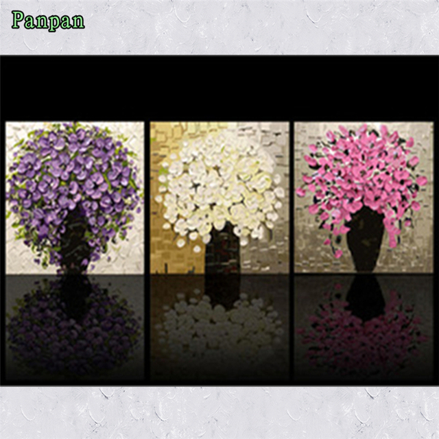 40 * 50 * 3 pintura bricolaje By números sin marco salón cuadros ...