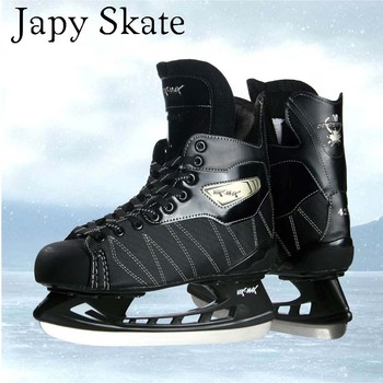 Japy Skate Vik Max 9315 Ice Hockey Shoes Adult Child Ice Skates Professional Ball Knife Ice Hockey Knife Shoes Real Ice Patines