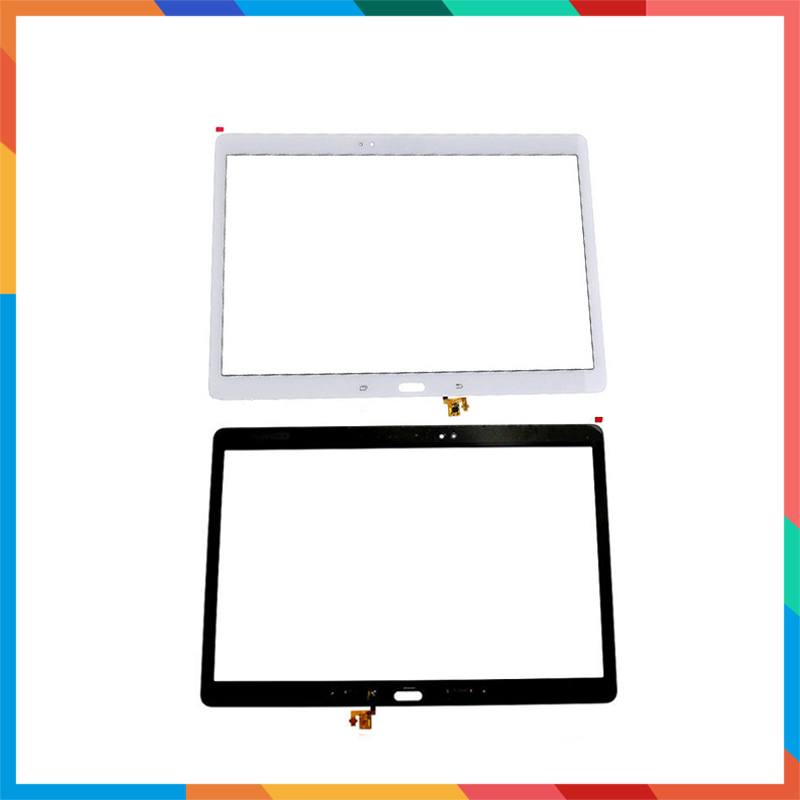 """10Pcs/lot 10.5"""" For Samsung Galaxy Tab S 10.5 LTE SM 800 T800 T805 Touch Screen Digitizer Sensor Front Outer Glass Lens Panel-in Tablet LCDs & Panels from Computer & Office    2"""