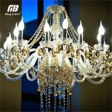 [MingBen] 6pcs/lot LED Filament Bulb C35 Candle Light Lampada E14 2W 4W 6W AC 220V LED Light Bombillas LED Edison COB Bulb