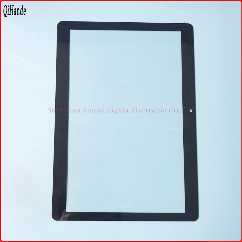 New Touch Screen For 10.1 IPS DEXP Ursus P210 3G Tablet touch screen panel Digitizer 1280X800 Sensor replacement new for 10 1 dexp ursus kx310 tablet touch screen touch panel digitizer sensor glass replacement free shipping