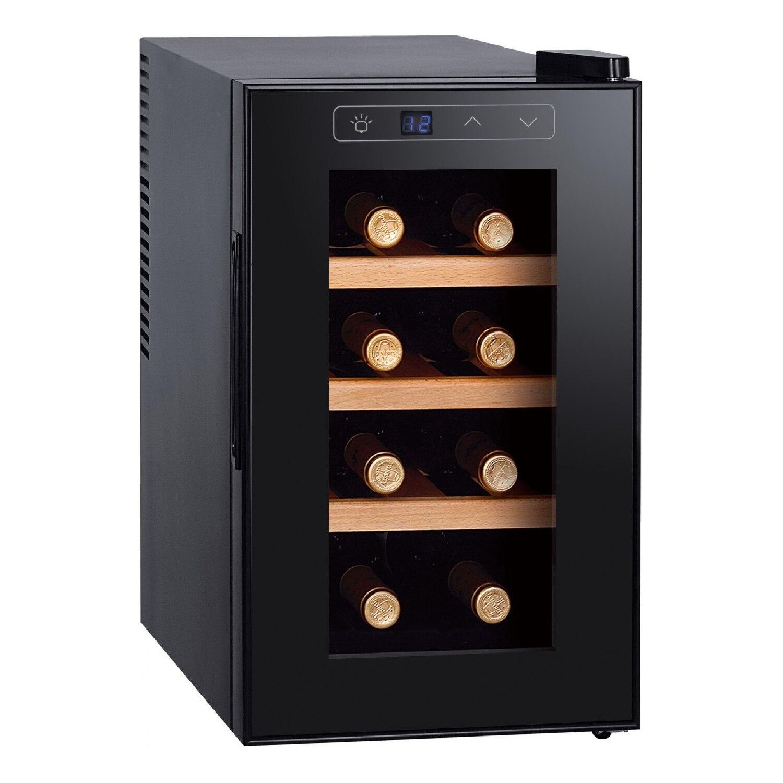 лучшая цена Wine fridge GEMLUX GL-WC-8W