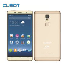 Cubot Original Cheetah 5.5 Pulgadas Teléfono Inteligente de Pantalla FHD Android 6.0 MTK6753A Octa Core Teléfono Celular 3 GB RAM + 32 GB ROM Del Teléfono Móvil