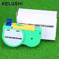 KELUSHI Fiber Optic Connector Cleaner/Fiber Optics Cleaning Tool/Cassette Cleaner