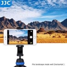 JJC 스마트 폰 스탠드 56-105mm 조절 가능한 클립 Selfie 스틱 미니 삼각대 마운트 폰 홀더 iPhone / HUAWEI / MI / Samsung