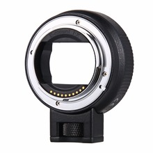 Auto Focus EF-NEX Lens Mount Adapter for Sony Canon EF EF-S lens to E-mount NEX A7 A7R A7s NEX-7 NEX-6 5 Camera Full Frame for canon ef lens to nex e mount camera lens adapter for sony nex 7 6 5r 5t a5000 a5100 a6000 a6300 a6500 a7 a7ii a7r ef nex