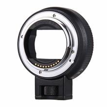 Messa A Fuoco automatica EF NEX Lente Adattatore di Montaggio per Sony Canon EF EF S Lens per NEX E Mount A7 A7R A7s NEX 7 NEX 6 5 Macchina Fotografica Full Frame