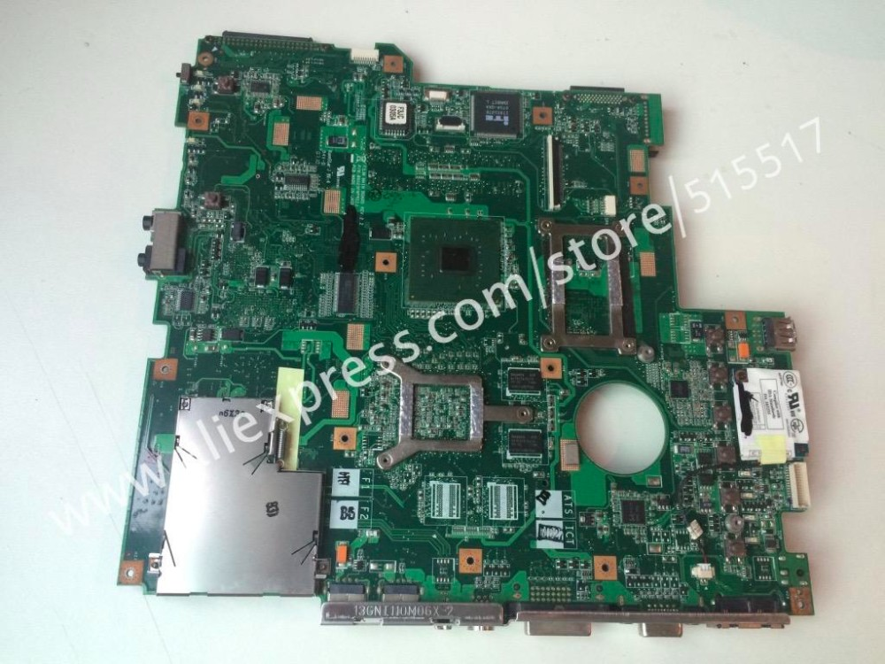 ФОТО Free Shipping New For ASUS F3JM Rev 2.2 Motherboard F3JM Mainboard