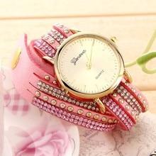 Luxury Dress Quartz Watches Wom