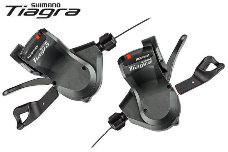 Shimano Tiagra SL-4600 Flat Bar Rapidfire Plus Bike Shifter 10 Speed Rear Right