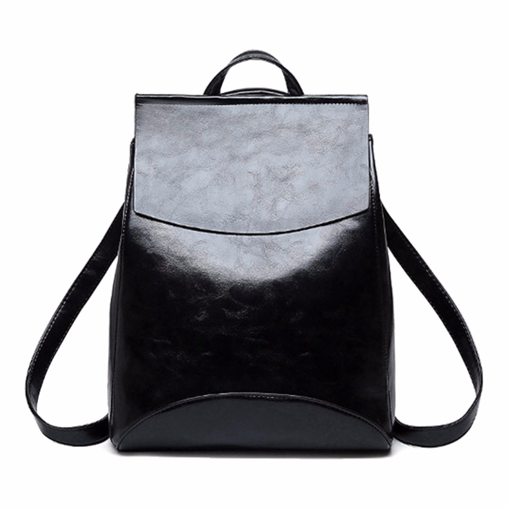 ZENTEII Women Faux Synthetic Leather PU Backpack zenteii women faux synthetic leather pu backpack