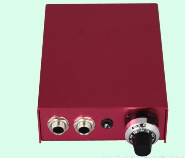 free shipping wholesales Pro mini colorful 2pcs/lot tattoo power supply 110-230v for tattoo machine