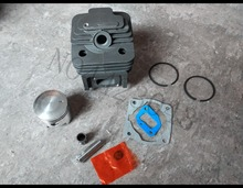 1E44F 5 Cylinder for Grass Trimmer CG520 brush cutter spare parts 44 5 cylinder kit 44mm and piston set