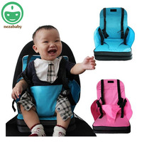 2014 Hot Sale Portable Baby Carrier Baby Eat Chair Seat Belt Baby Portable Seat Belt Children