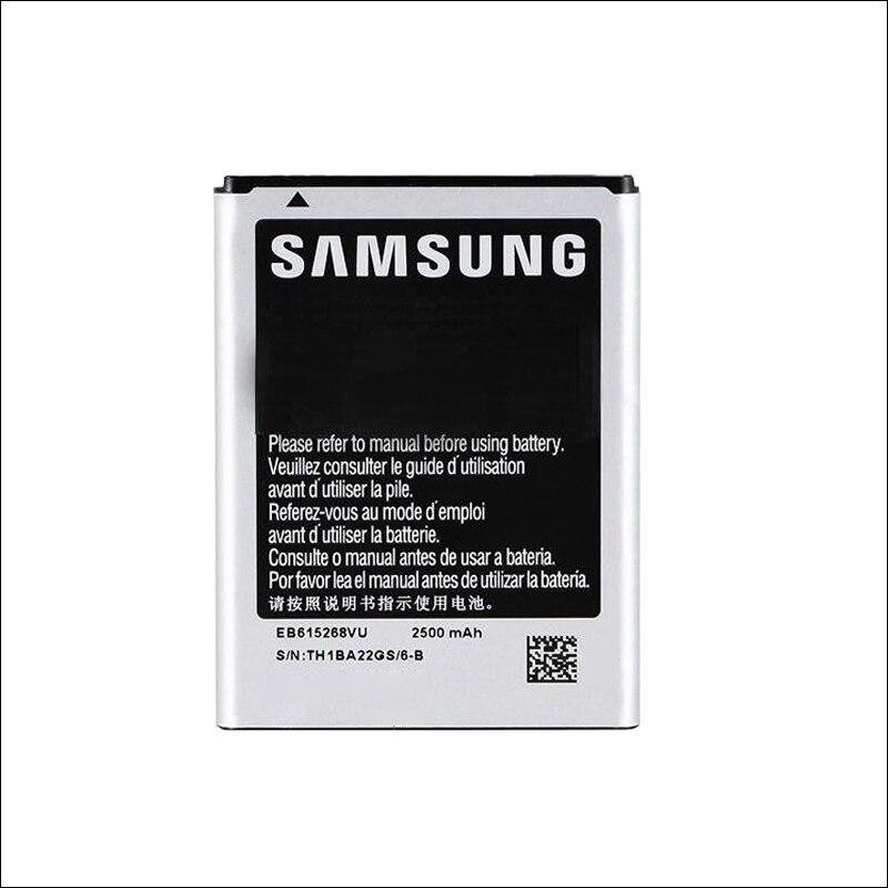 EB615268VU Original ersatz Batterie Für Samsung Galaxy Note 1 Ein i717 T879 N7000 2500 mAh + aufspürennr