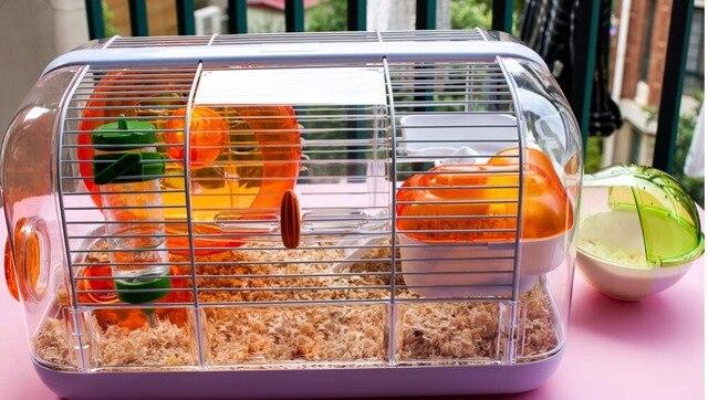 compre grande gaiola de hamster habitat. Black Bedroom Furniture Sets. Home Design Ideas