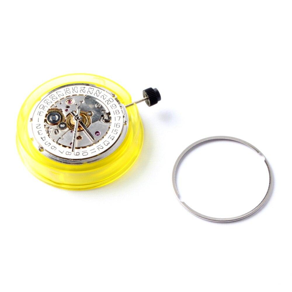 Saatler'ten Saat Yüzleri'de Martı ST2130 Otomatik Hareket Klon Yedek ETA 2824 2 SELLITA SW200 Beyaz 3 H Mekanik Kol Saati Saat Hareketi'da  Grup 3