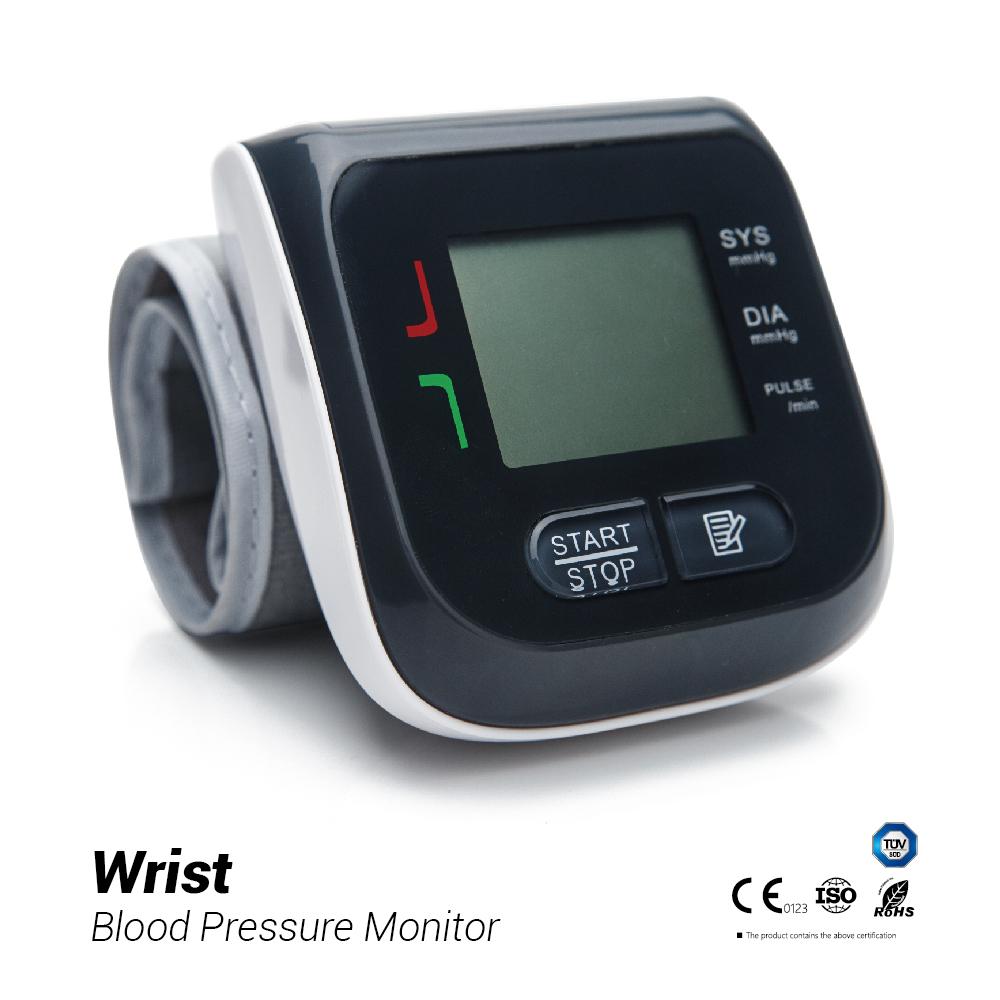 arm wrist blood pressure monitor (4)
