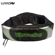Vibroaction.Massager Slim Belt Massage.Waist Electric Slimming Massager Belt.Vibrating Fat Burning Weight Loss Massager Belt