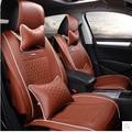 Лучший и бесплатная доставка! Полный комплект чехлы сидений автомобиля forh Mitsubishi Outlander 5 места 2015 прочный чехлы для сидений Outlander 2014 - 2013
