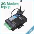 M240-H Modbus TCP/IP Industrial 3g módem celular con RS232/RS485 puertos IO para SCADA