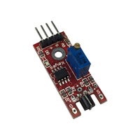 Orange Pi  Compatible Human Body Touch Sensor Module for Raspberry Pi