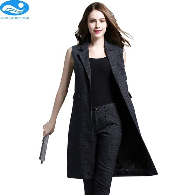 femmes blazers et vestes causal noir blazer mujer 2017. Black Bedroom Furniture Sets. Home Design Ideas