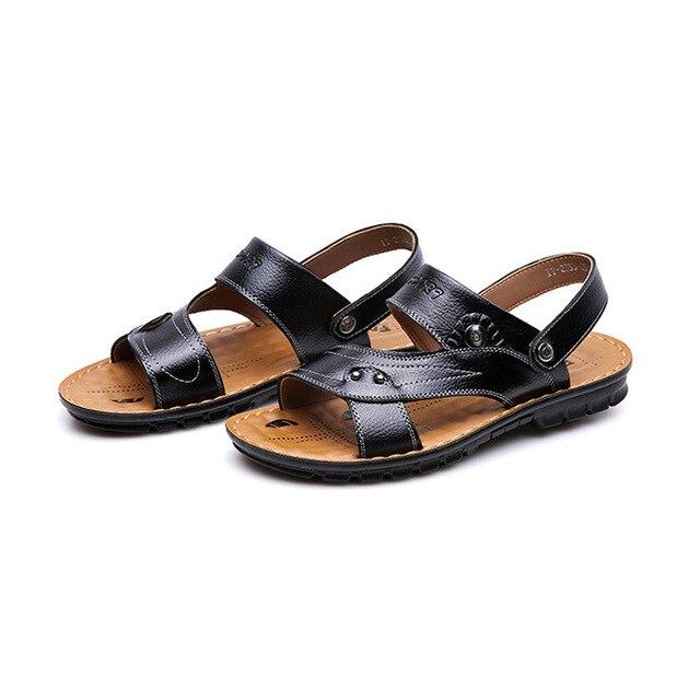 Mens sandalias flip flop hombres zapatos de verano hombres sandalias 2016 nuevas llegadas de la playa de arena