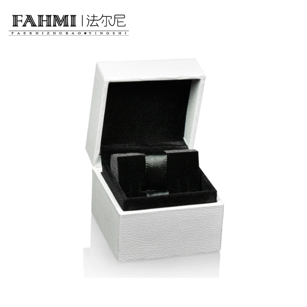 FAHMI Original Charm Ring Earrings Storage Protective Box Jewelry Jewelry Fashion Women Gift Gift Box Factory Direct Sales 0