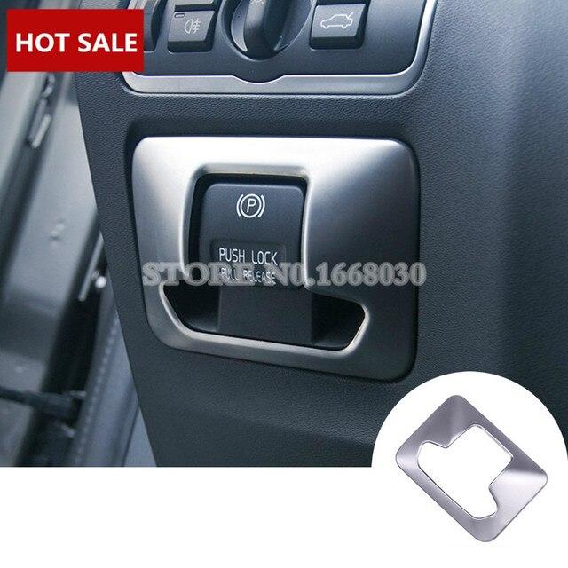 Used 2012 Volvo S60: Interior Electronic Handbrake Frame Trim Cover 1pcs For