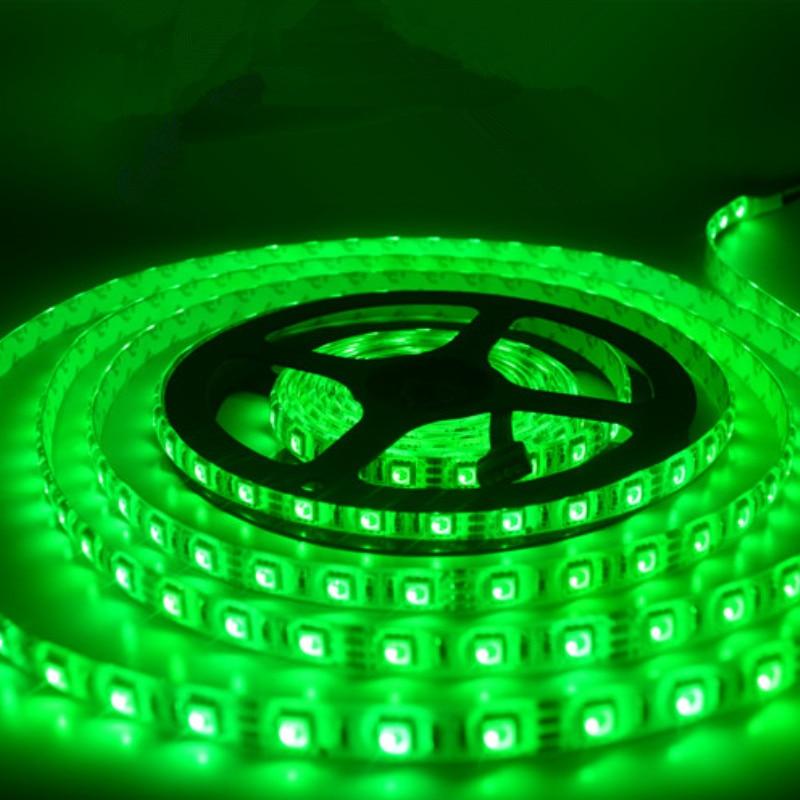 5050SMD Led Zolaqlı Lampa 5m / çox 60led / m DC12V IP65 Çevik - LED işıqlandırma - Fotoqrafiya 5
