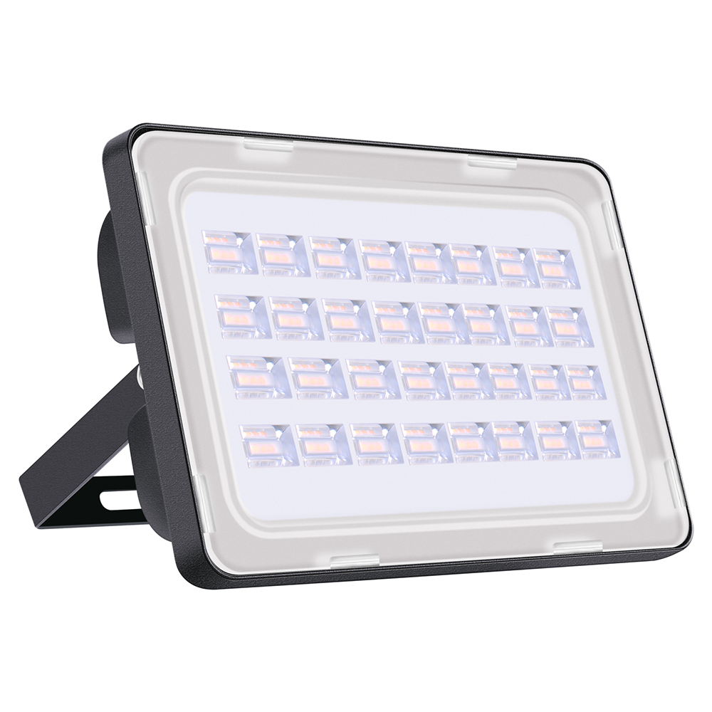 LAIDEYI LED Floodlight 100W IP65 Waterproof 220V LED Spotlight Floodlight Reflector LED Outdoor Lighting For Gargen Street Lamp