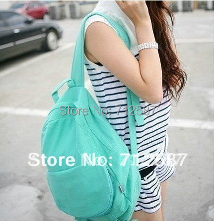 hot sales Canvas Backpack for women and men