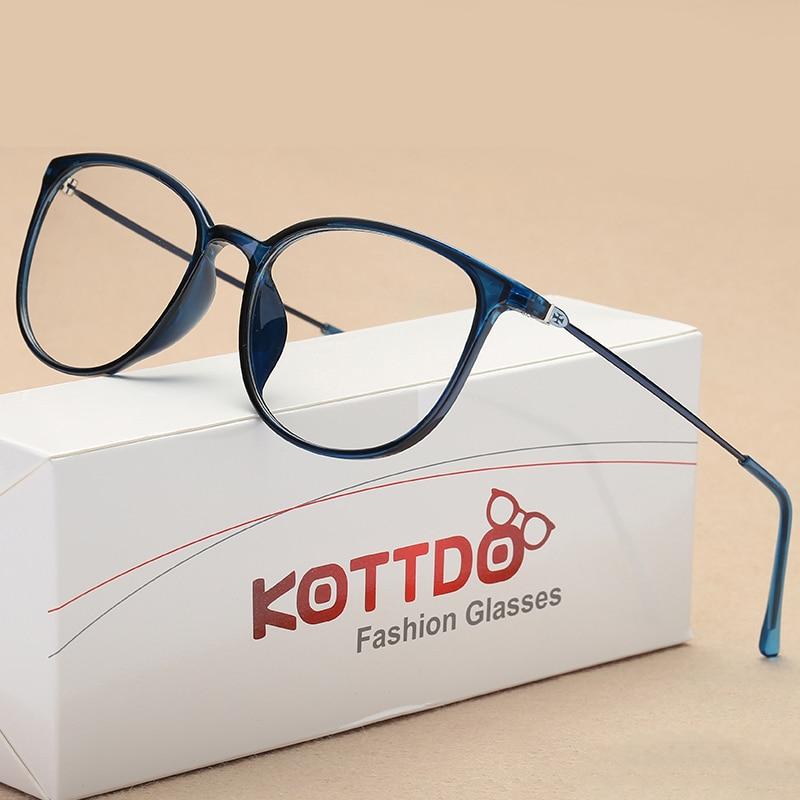 Montura De gafas para mujer 2018, gafas De lectura, montura De gafas para hombre y mujer