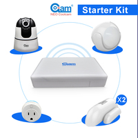 NEO Coolcam Starter Kit Wireless Alarm System Support Phone APP Control For Home Security