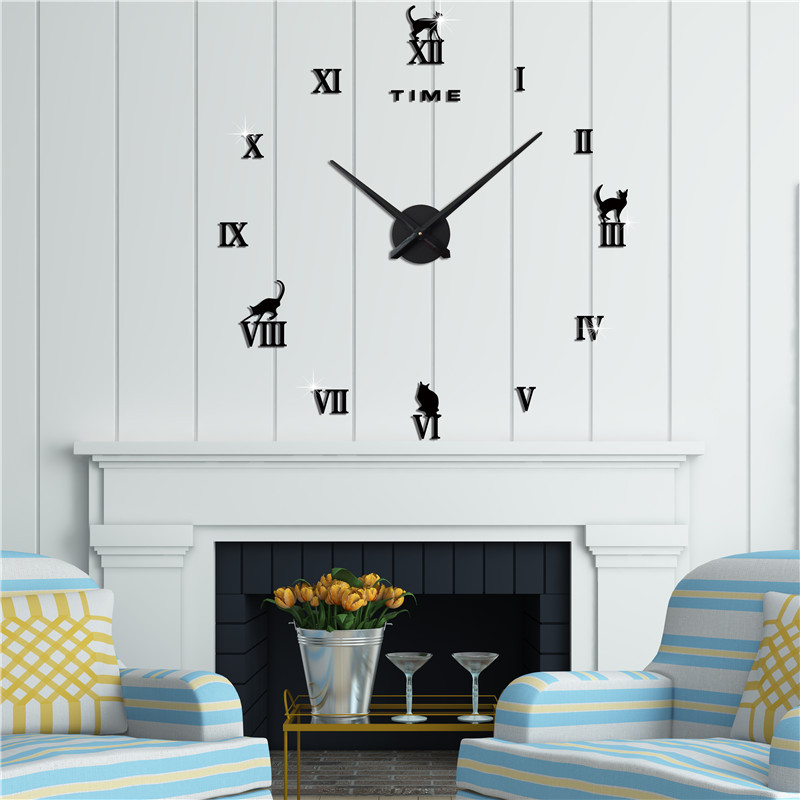 art for living shape livings acrylic sticker butterfly clock online watch wall mirror decorative gift designer clocks diy product wholesale room creative