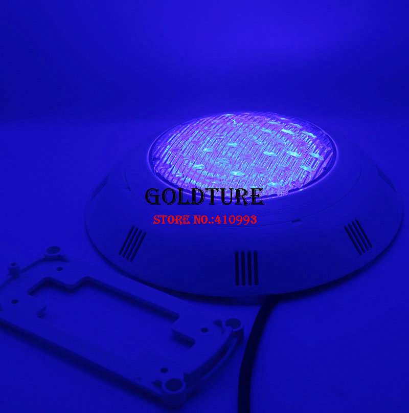 LED Swimming Pool Light, 24W 36W 48W 60W 72W, Surface Pool Lamp, 12V RGBW with Remote, Warm White Cold White 12w 18w 36w 45w 54w swimming pool lamp 12v pool lamps surface wall pond light rgb warm white cold white