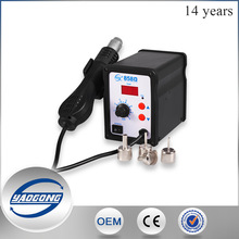YAOGONG 858D Digital Hot Air Smd Rework Station BGA Solder Soldering Station For IC SMD Desoldering