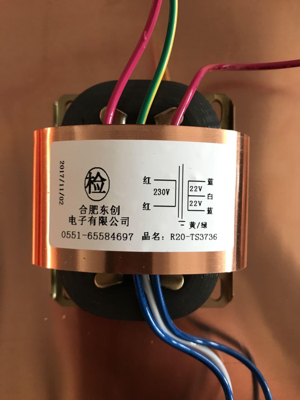 22V-0-22V 0.68A Transformer R Core R20 custom transformer 230V 30VA copper shield for DAC pre-amplifier HIFI decoder 2500pcs zmm22v ll 34 zmm 22v 1 2w 1206 22v 0 5w smd