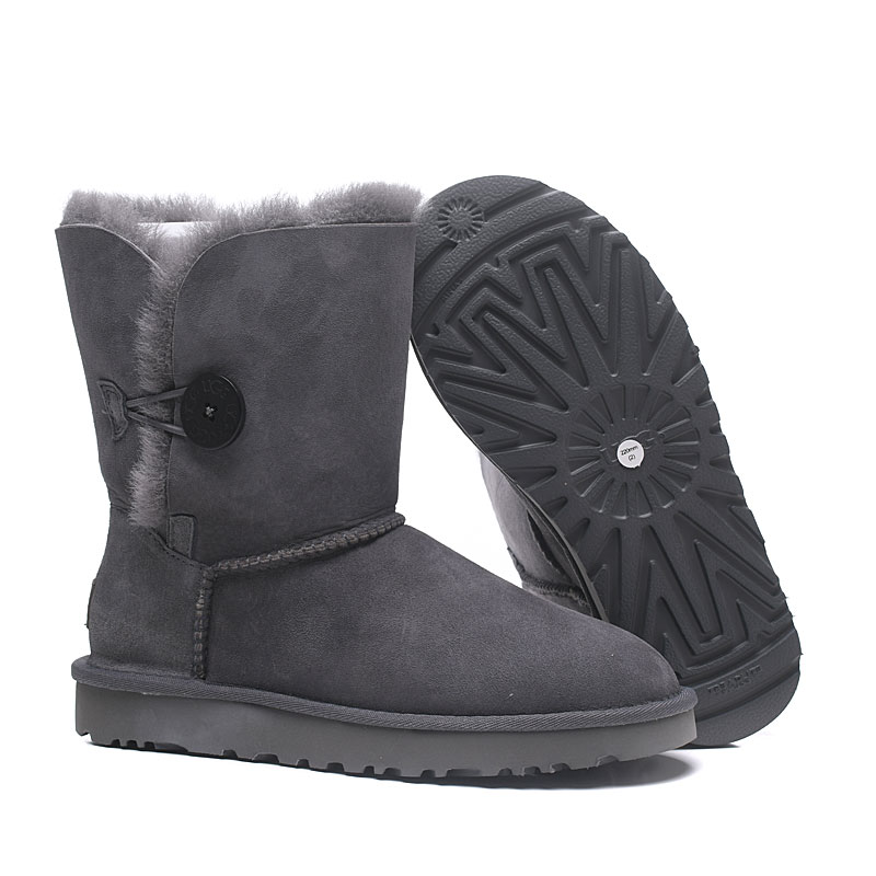 2018 Original New Arrival UGG Boots 5803 Women uggs snow shoes Sexy Winter Boots UGG Women's Classic Cuff Short Winter Boot цена