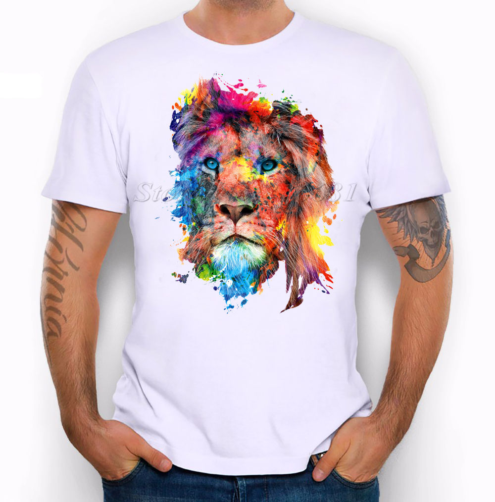 Lion king tshirt for T shirt graphic designer